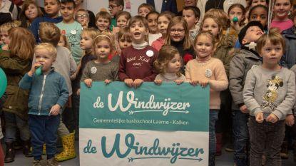 Nieuw logo voor basisschool De Windwijzer