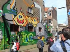 Stadsinitiatief wil meer plekken voor streetart in de stad