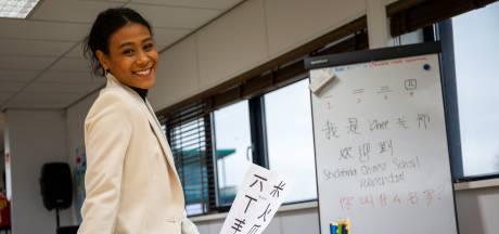Chinese school in Veenendaal: 'voor Nederlandse kinderen leuk en nuttig om een nieuwe taal te leren'