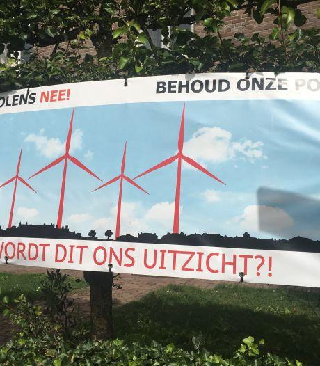 Definitief: grootschalig windmolenpark in de Rosmalense polder, maar hoe en wat komt nog