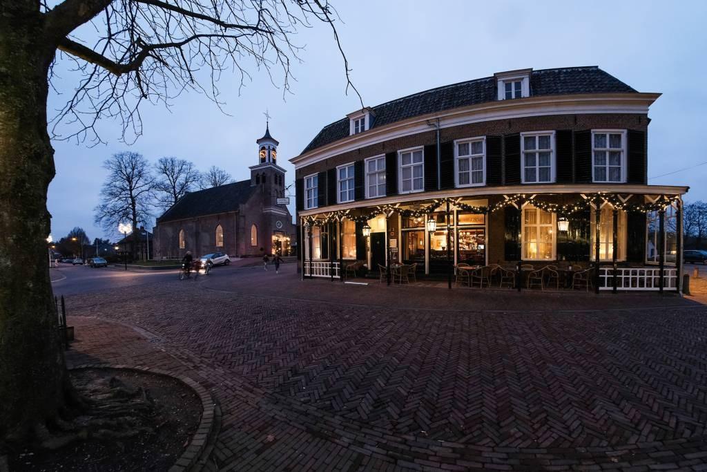 Heineken gouden karper heeft beste terras van oost nederland foto - Foto van het terras ...