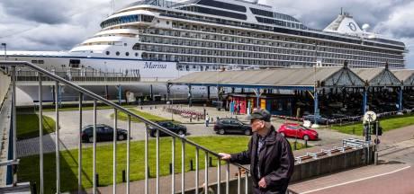 """Schepen Kennis nuanceert komst cruiseschepen: """"grote cruises kunnen Antwerpen niet in dankzij Schelde"""""""