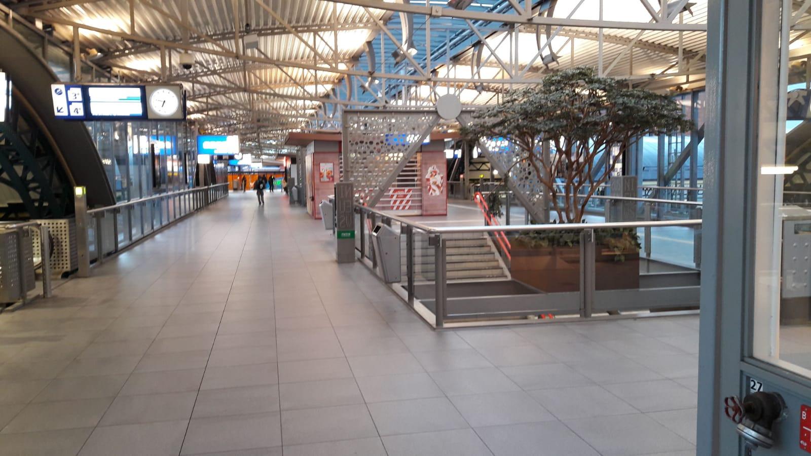 Station Den Bosch.