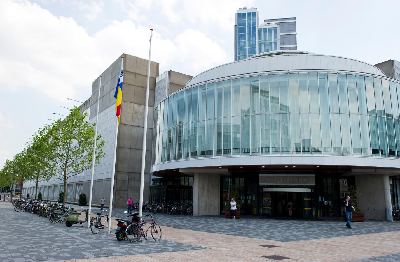 Stadhuis van Almere, foto ter illustratie