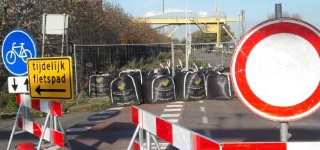 Eindelijk akkoord over herstel Westkade Sas van Gent, eind dit jaar moet weg weer open kunnen