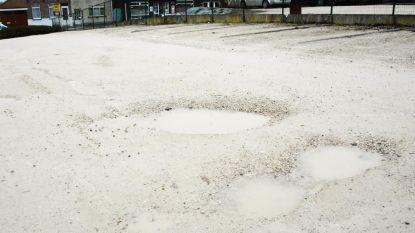"""""""Parkings lijken eerder testparcours voor tanks"""""""
