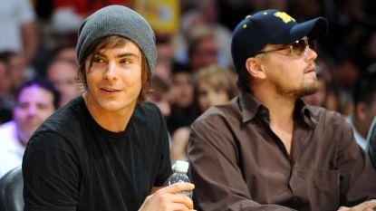 Zac Efron kreeg goede raad van Leonardo DiCaprio