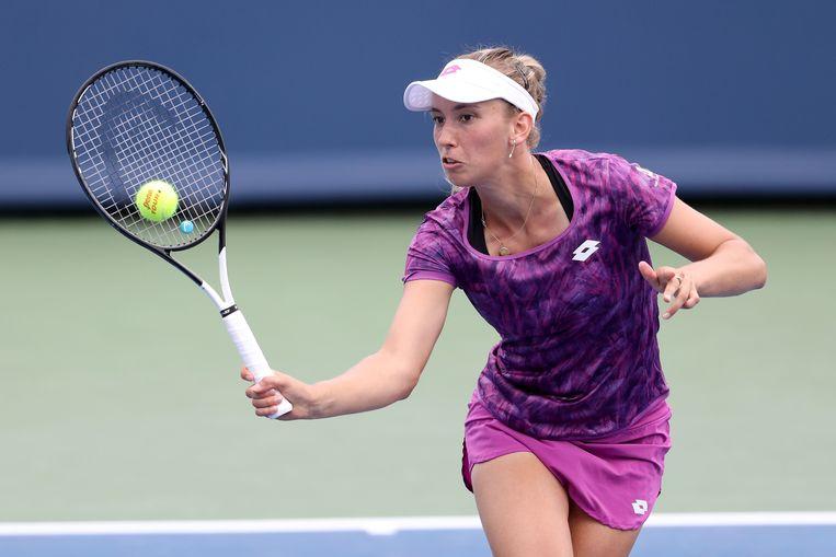 Elise Mertens krijgt zo opnieuw een andere tegenstandster in de eerste ronde.