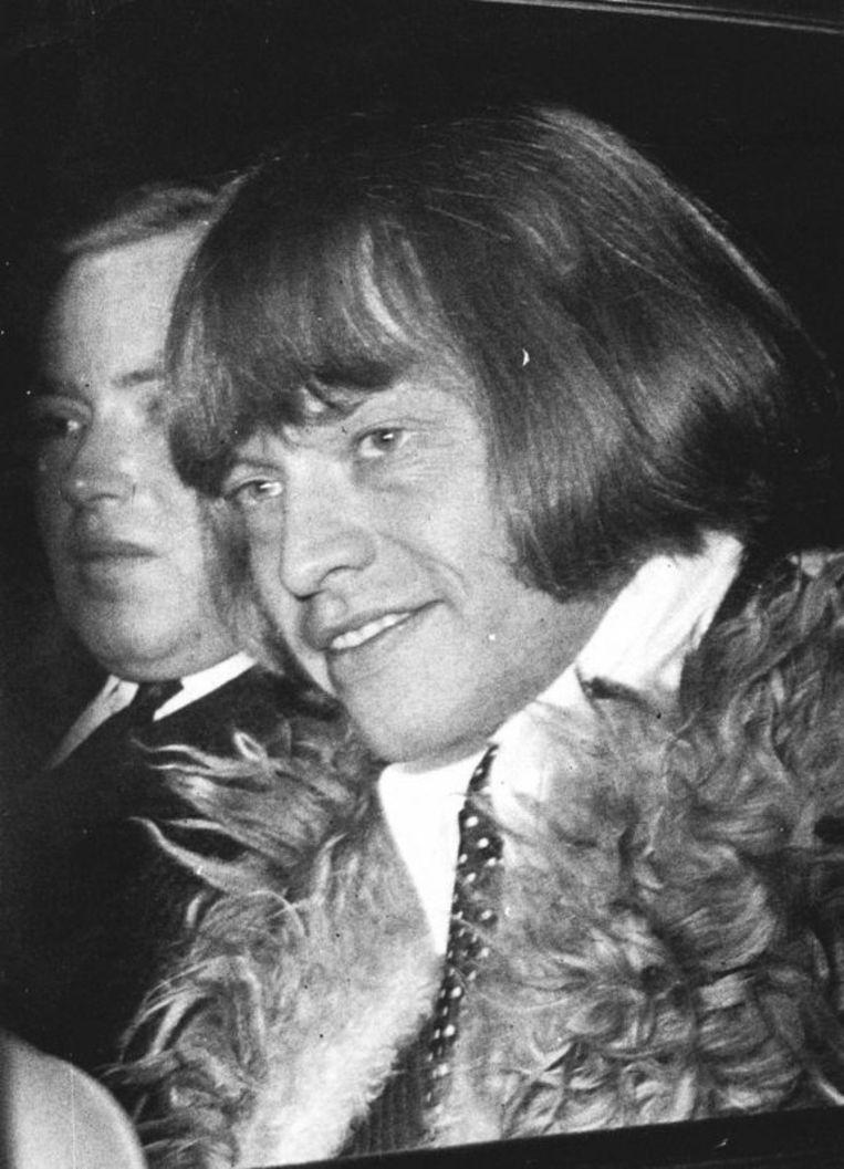 Brian Jones, voormalig gitarist van de Rolling Stones. Foto ANP Beeld