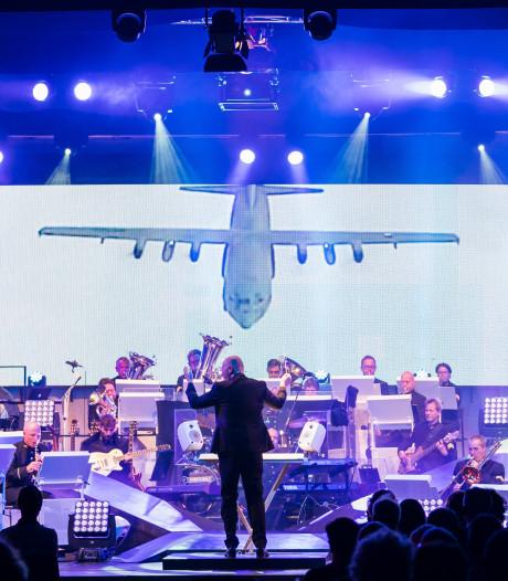 Nog maar 100 kaarten voor concert orkest Luchtmacht in theater Markant