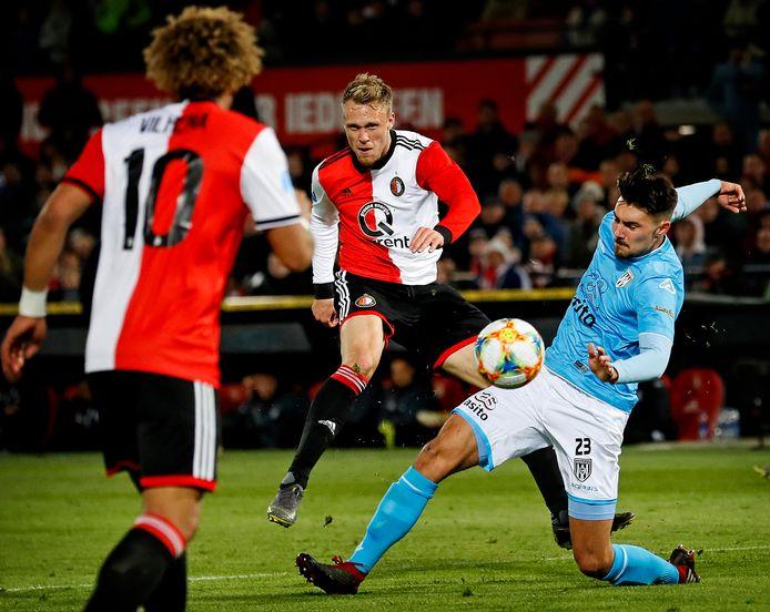 Nicolai Jørgensen haalt uit tegen Heracles.