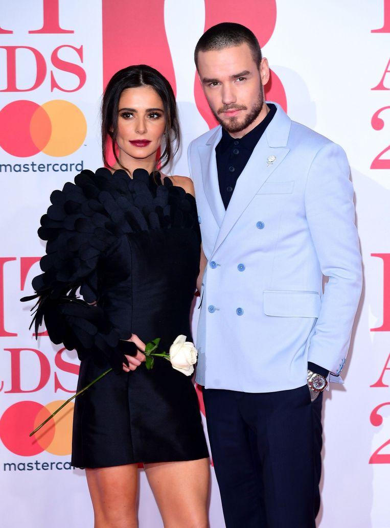 Cheryl Cole en Liam Payne.