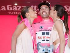 Magistrale Dumoulin wint bergrit en verstevigt roze trui