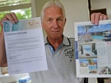 Cor (70) wil geld terug van TUI: 'Wat moet ik met voucher van 10.000 euro?'