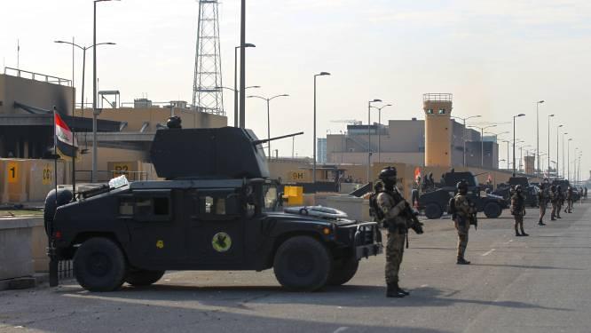 VS trekt diplomatiek personeel in Irak deels terug