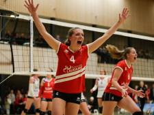 Wonder van Capelle: volleybalsters bereiken bekerfinale na sensationele zege