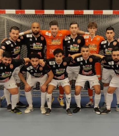 Oud-speler doet Futsal Apeldoorn pijn