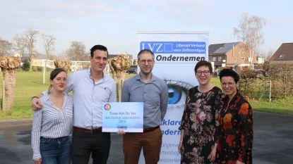 Tuinaanlegger Ken De Vos is 'Innovatieve ondernemer 2019' van Lievegem