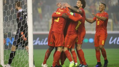 België-IJsland 2-0: Rode Duivels stap dichter bij halve finale Nations League nadat Eden Hazard en Batshuayi IJslandse code kraken