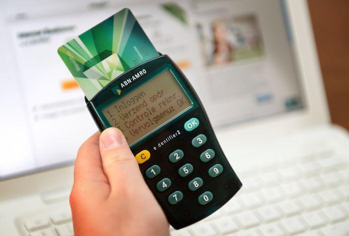 Internetbankieren bij ABN AMRO was urenlang niet mogelijk.