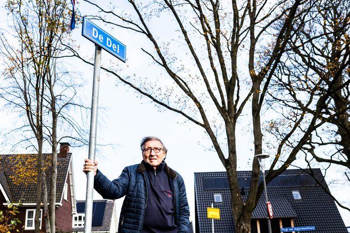 Karel Methorst, ooit financier van de verdwenen voetbalclub VIJDO uit Arnhem; met als thuishaven sportpark De Del op Rozendaals grondgebied. De straatnaam herinnert aan het roemruchte voetbalverleden.