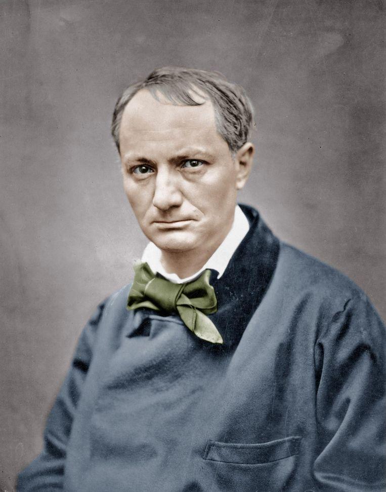 Charles Baudelaire, circa 1866. Beeld getty