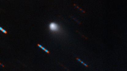 Opnieuw mysterieus ruimte-object ontdekt dat van buiten ons zonnestelsel komt