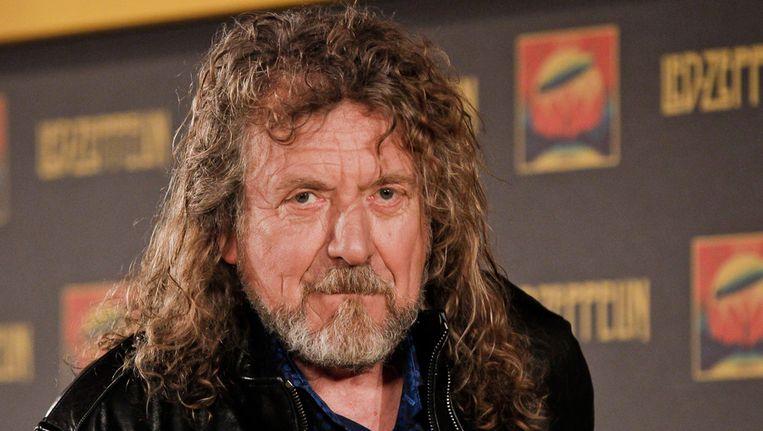 Robert Plant. Beeld ap