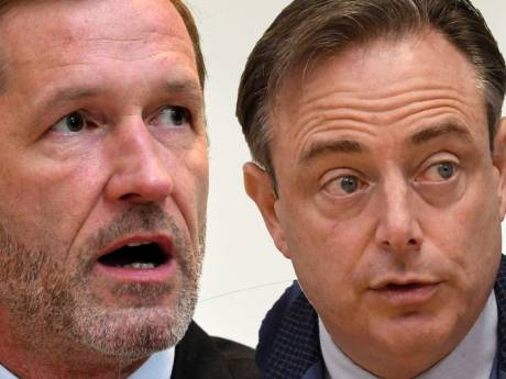 Une rencontre entre Bart De Wever et Paul Magnette prévue ce soir à Anvers