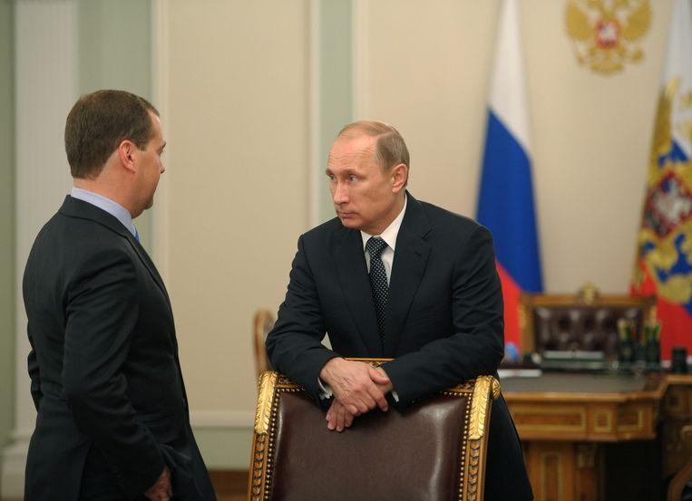 Vladimir Poetin Beeld ap