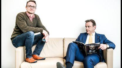 Joachim Pohlman, rechterhand van Bart De Wever: dol op conflict, maar nooit op fout te betrappen