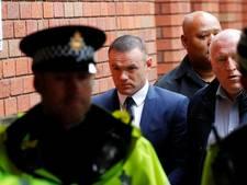 Rooney mag twee jaar niet rijden en krijgt 100 uur taakstraf voor rijden onder invloed