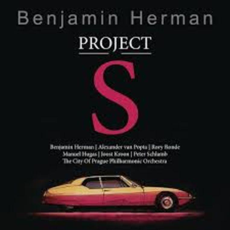 Benjamin Hermans nieuwe album Project S. Beeld RV