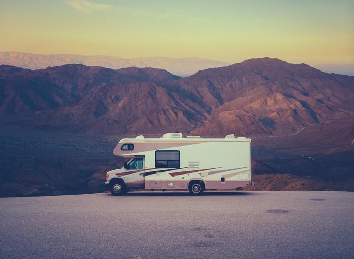 Le voyage en camping-car, c'est un peu un fantasme pour tous ceux qui se rendent en Californie, non?