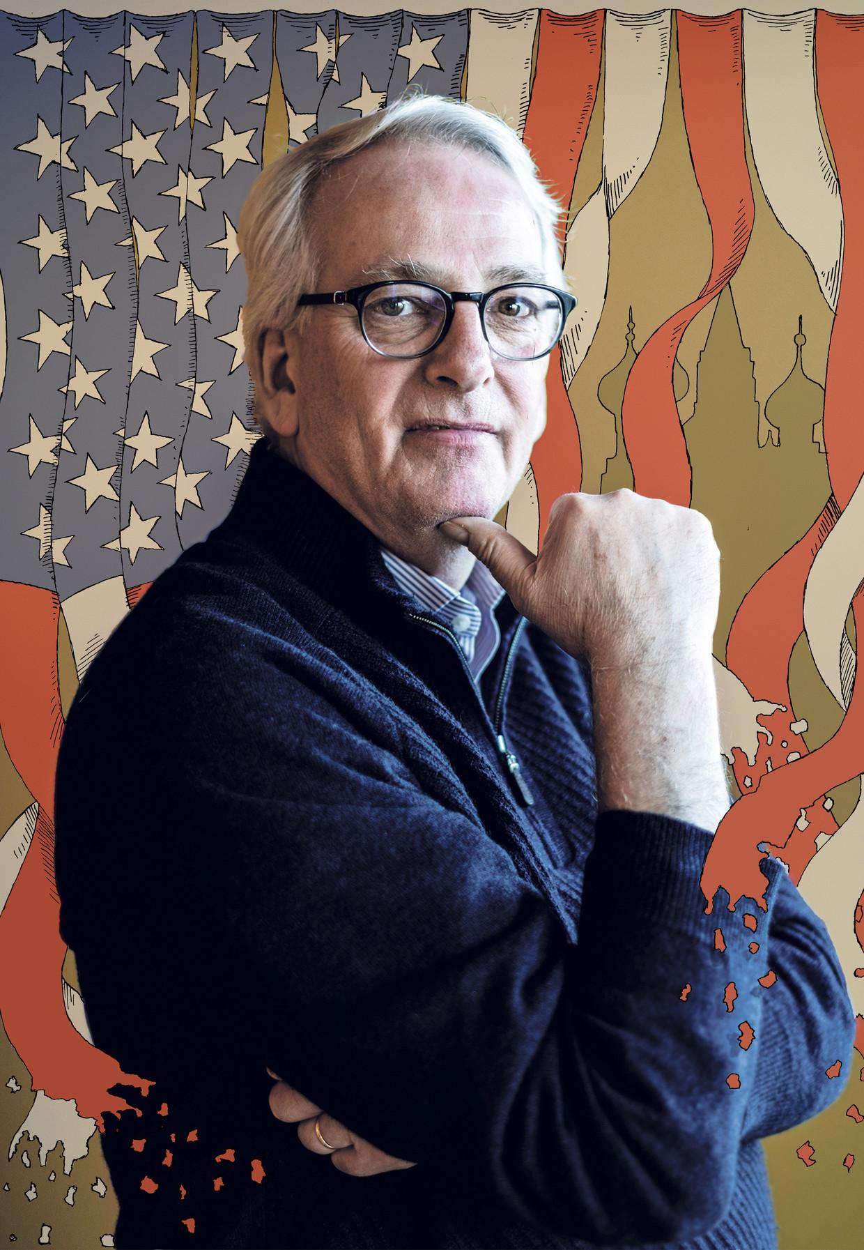 Ivo Daalder is de voorzitter van de Chicago Council on Global Affairs. Hij schreef een boek over zijn tijd als Obama's Navo-adviseur.