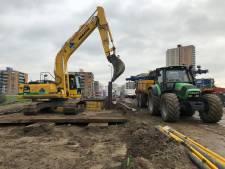 Fikse klus voor Evides aan 'slagaders' van Rotterdamse waternet