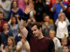 Andy Murray helemaal terug met titel in Antwerpen: 'Nooit verwacht'