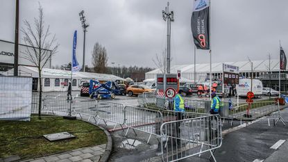 Recordaantal vips voor E3 Harelbeke