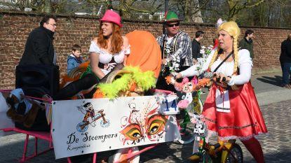 Carnavalsstoet groter succes dan vorig jaar