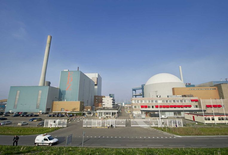 De kolencentrale in Borssele. Beeld anp