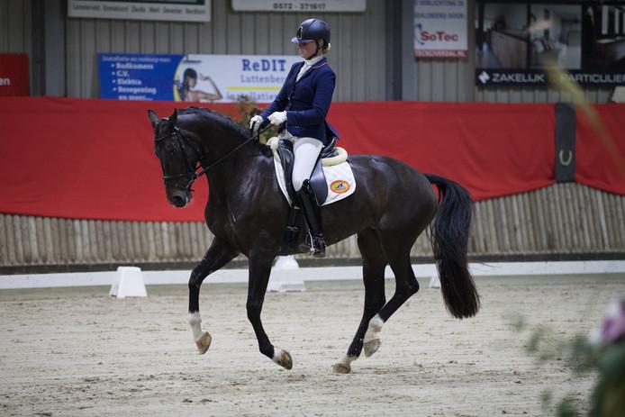 In de subtop won Femke Beljon twee wedstrijden, wat haar vertrouwen gaf voor de kwalificatie van het Nederlands Kampioenschap in Ermelo volgend jaar.