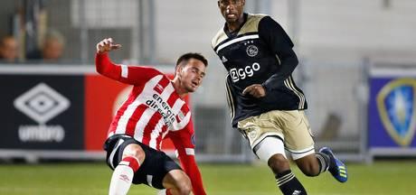 Jong PSV verslaat Jong Ajax