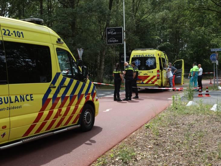 Bromfietser ernstig gewond na ongeval met auto in Best