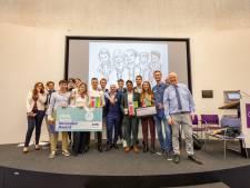 Kapot zeil gekoppeld aan alarmering wint prijs jonge entrepreneurs Fontys