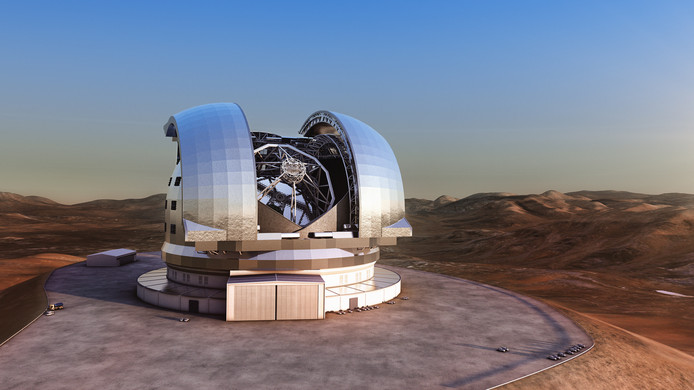 Extremely Large Telescope
