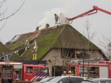 Sauna Zwaluwhoeve in Hierden nog dagen dicht na brand