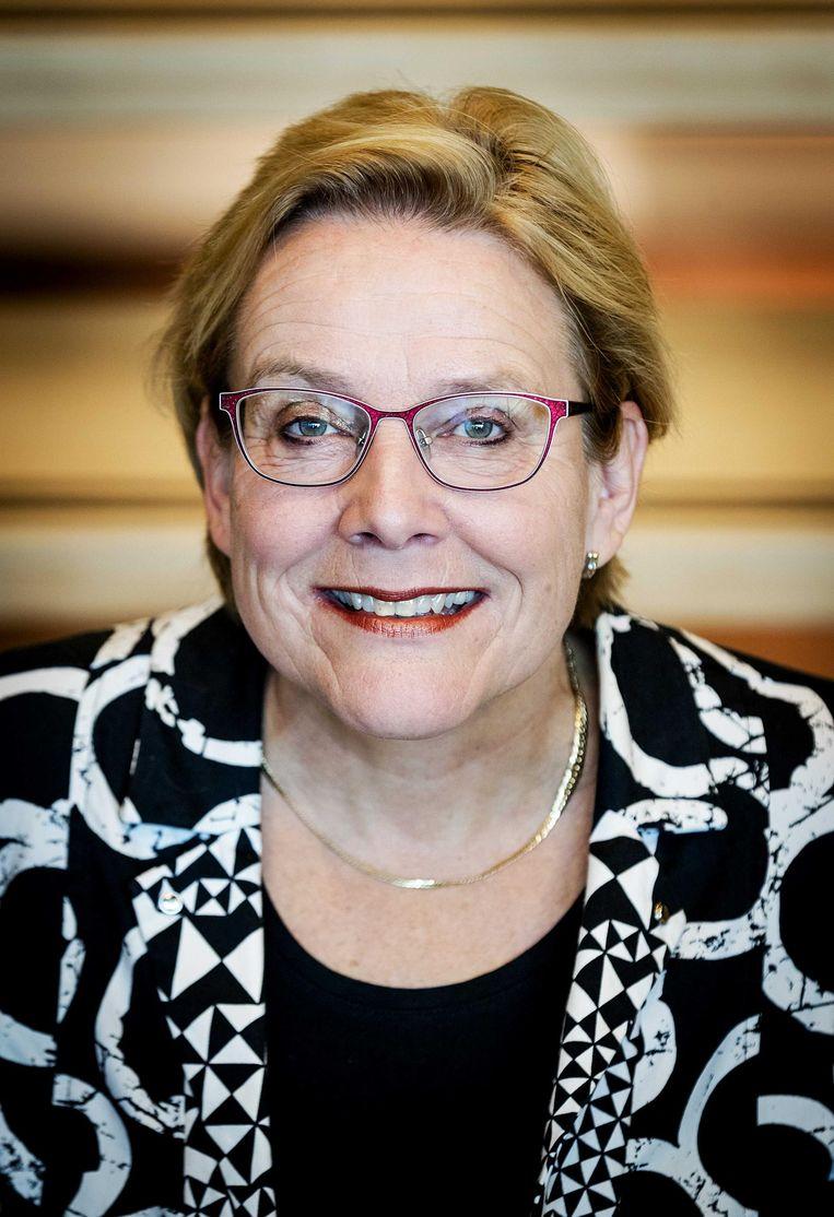 Ank Bijleveld (CDA): De nieuwe minister van Defensie heeft bestuurlijke ervaring, maar defensie komt in haar cv niet voor Beeld anp