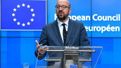 En op het einde wint Michel: hoe Charles Michel een Europese topjob in de wacht sleepte