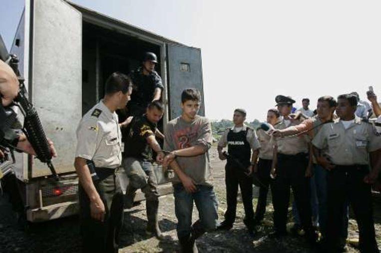 In Ecuador werden FARC-leden opgepakt.