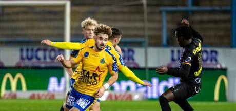Première victoire à domicile de l'année pour Waasland-Beveren